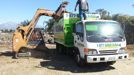 Junk Removal Services - Demolition